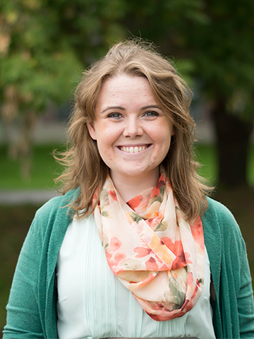 Meagan Roche - Communications and Partnerships Coordinator