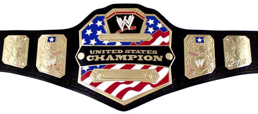 United States Championship. WWE.