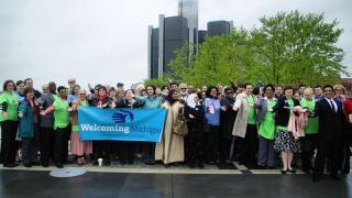 Welcoming Michigan Launch!